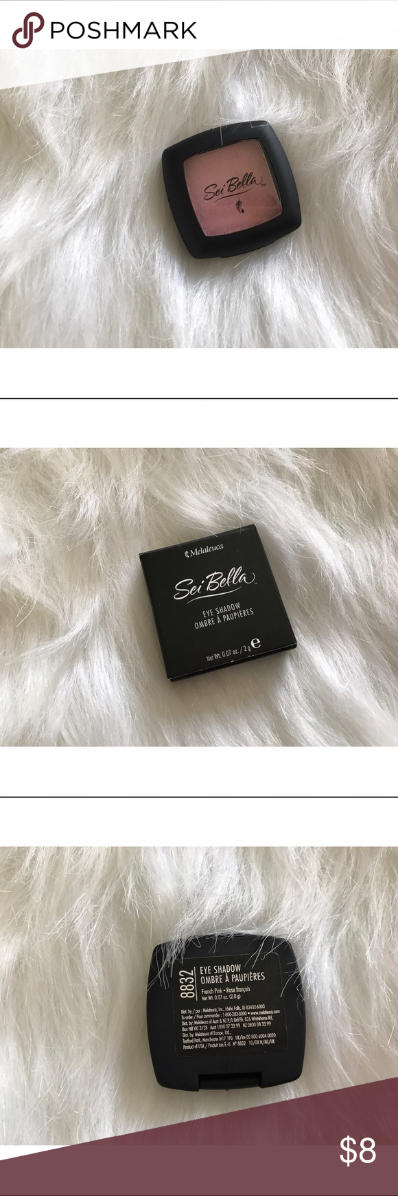 SEI BELLA EYESHADOW IN FRENCH PINK Pink boutique, Pink