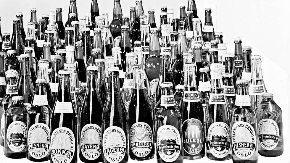 Oslo sett med historiske ølbriller - osloby