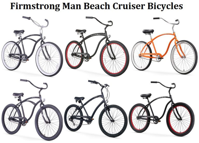 Check My Review On Firmstrong Men Beach Cruiser Bicycles With