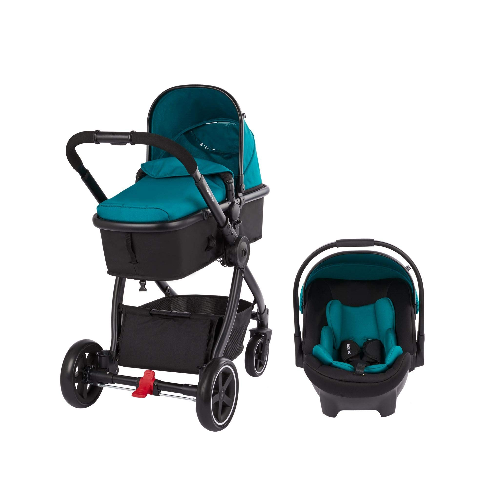 Mothercare Journey Travel Systems, Black Emerald