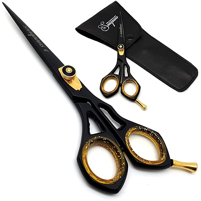 Saaqaans Sqr 01 Professional Hairdressing Scissor Perfect For Hair Salon Barber Hairdresser And Home Use In 2020 Hairdressing Scissors Hairdressing Shears Hair Salon