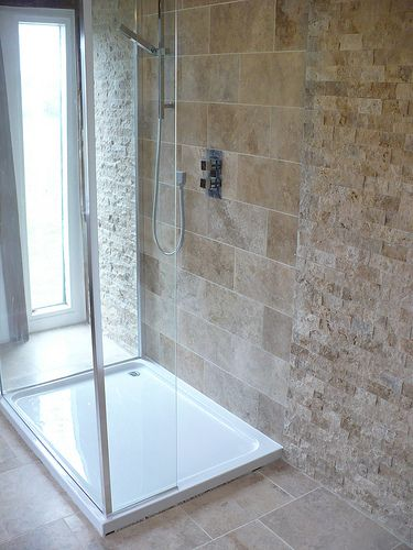 Travertine Tile Bathroom Plans, Travertine Tile Bathroom Shower