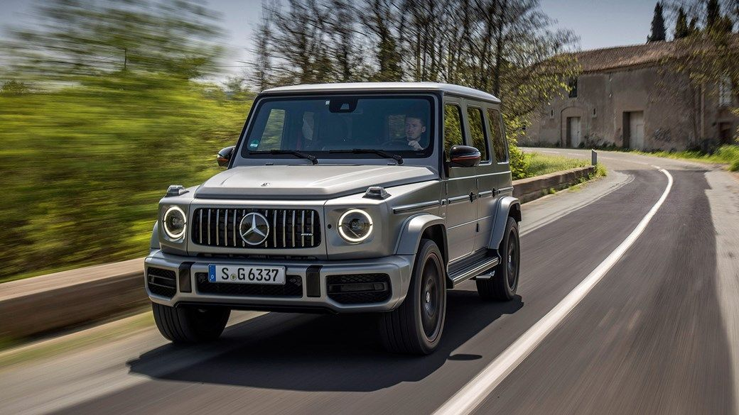 The New 2018 Mercedes Benz G Cl Review By Car Magazine