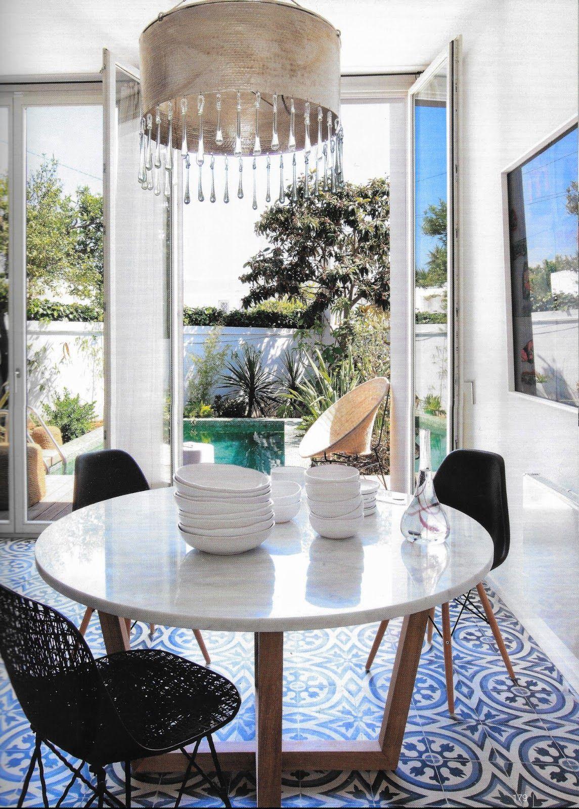 Aurélia bouyssonie maison à carthage tunis