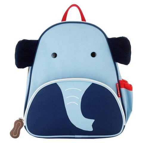 Skip Hop Zoo Pack Little Kids Toddler Elephant Backpack Elephant Backpack Toddler Backpack Kids Bags