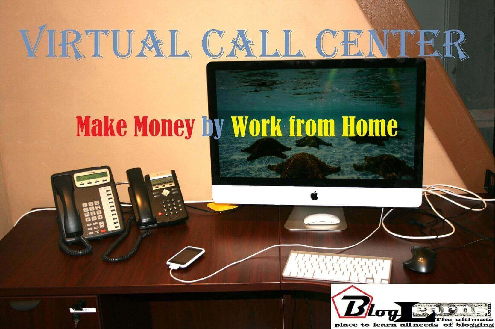 Virtual Call Center Jobs Work from Home