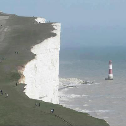 Cliffs of Dover, England