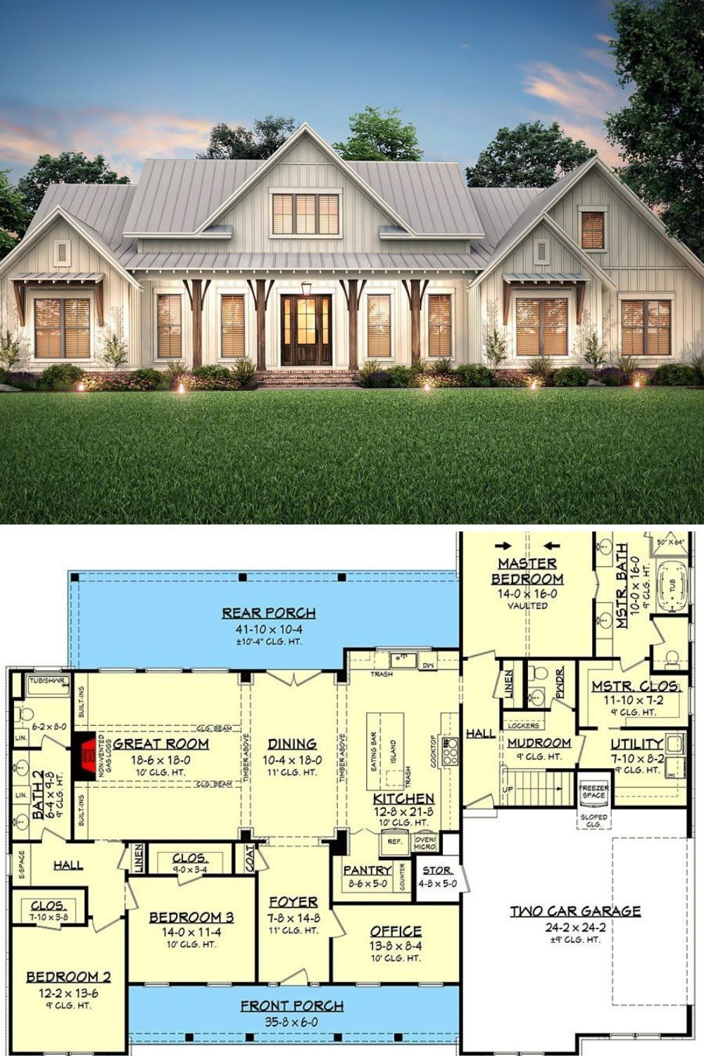 44+ Traditional farmhouse plans ideas in 2021