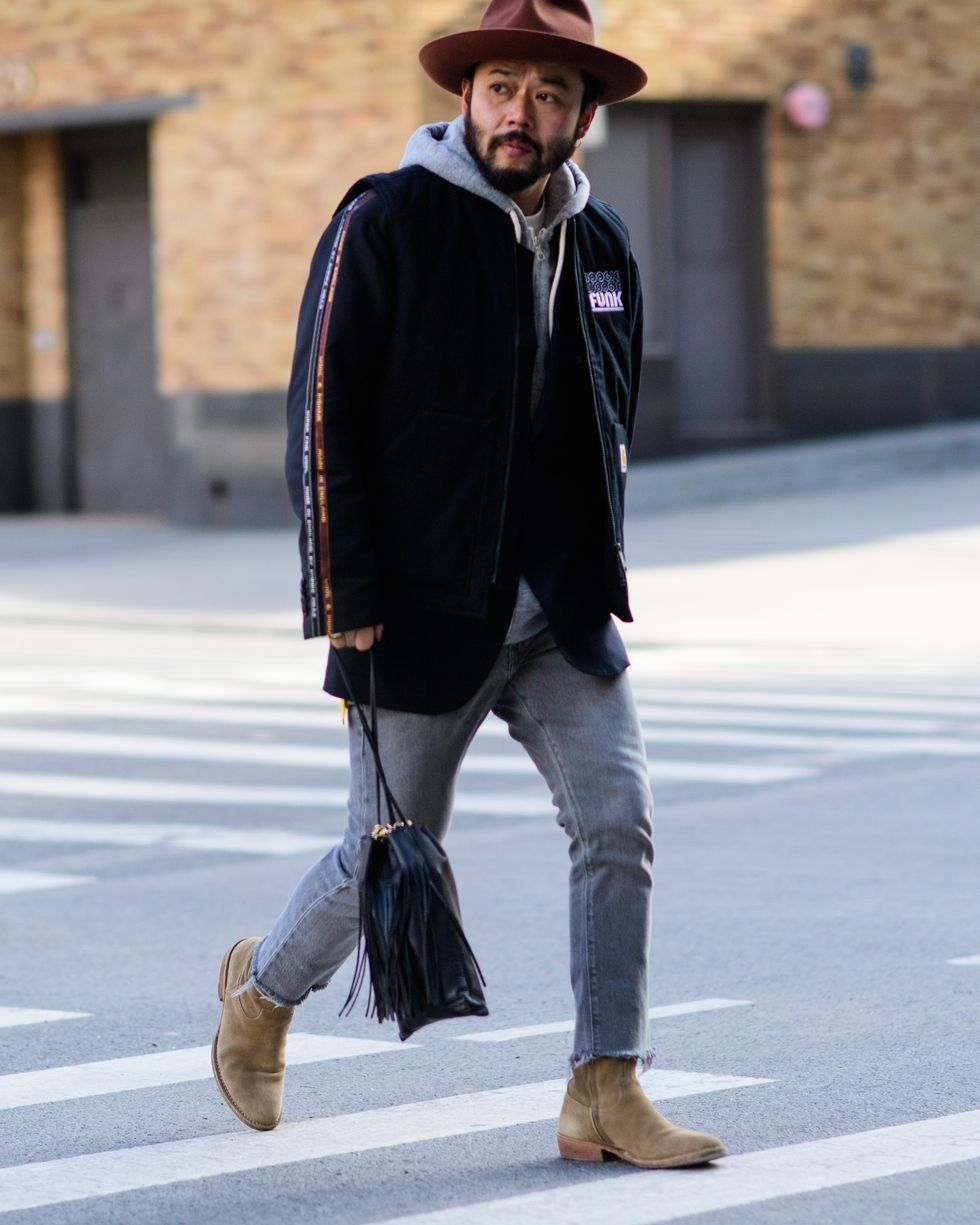 The Best Street Style From Men\u0027s Fashion Week in NYC