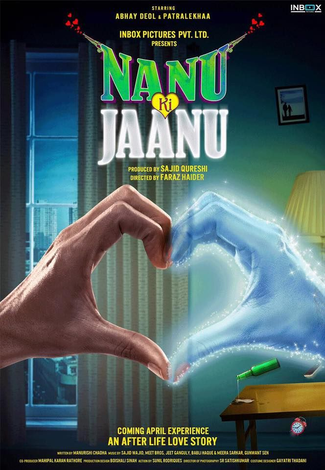Image result for Nanu ki Jaanu Poster