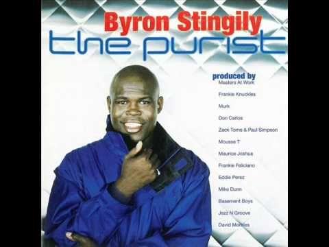 Byron Stingily Back To Paradise Frankie Knuckles Remix Youtube Frankie Knuckles Mike Dunn Frankie