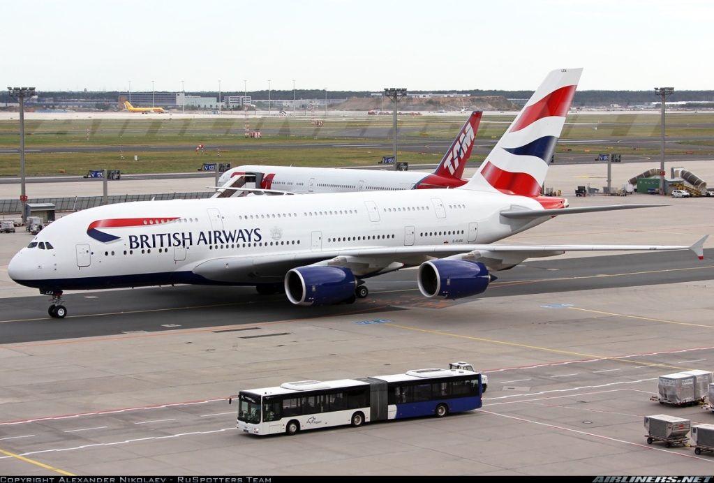 British Airways: A380