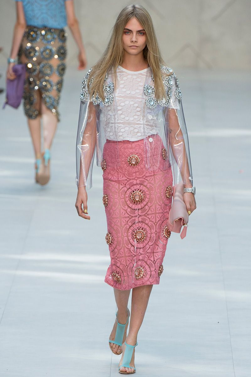 Burberry Prorsum Spring 2014 RTW - Review - Fashion Week - Runway ...