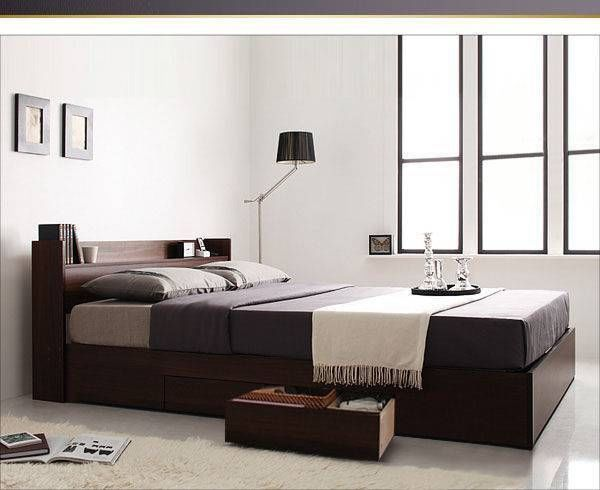 Osaka Queen Bed Storage   Living Places   Pinterest
