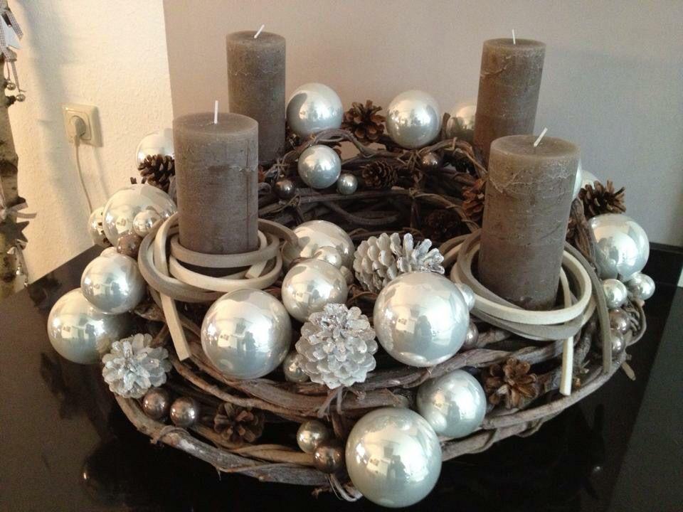 adventskranz adventskr nze deko pinterest xmas wreaths and advent wreaths. Black Bedroom Furniture Sets. Home Design Ideas