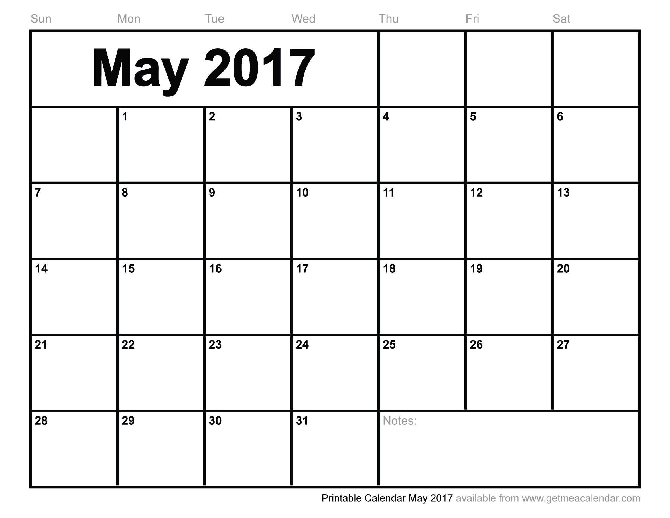 May 2017 Calendar Jamaica | Calendar | Pinterest