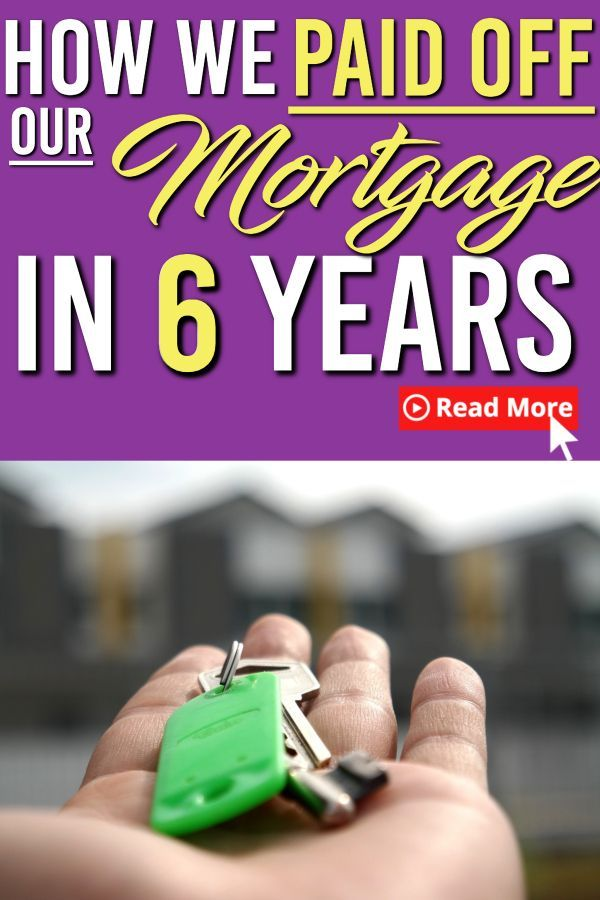 How to pay off your 30 year mortgage early