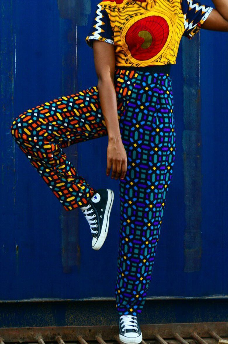 Stunning Old School Ankara Styles For Your Work Days - MOMO AFRICA