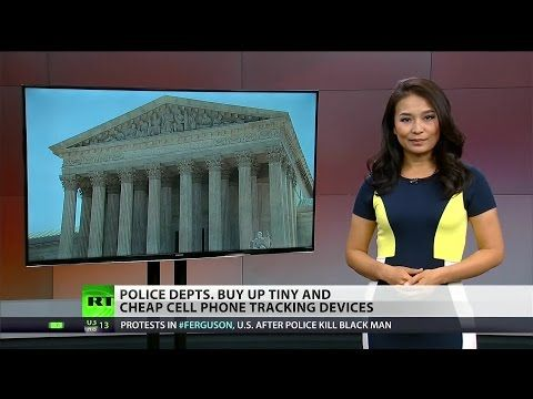 Cops using cheaper technology to track cellphones - YouTube
