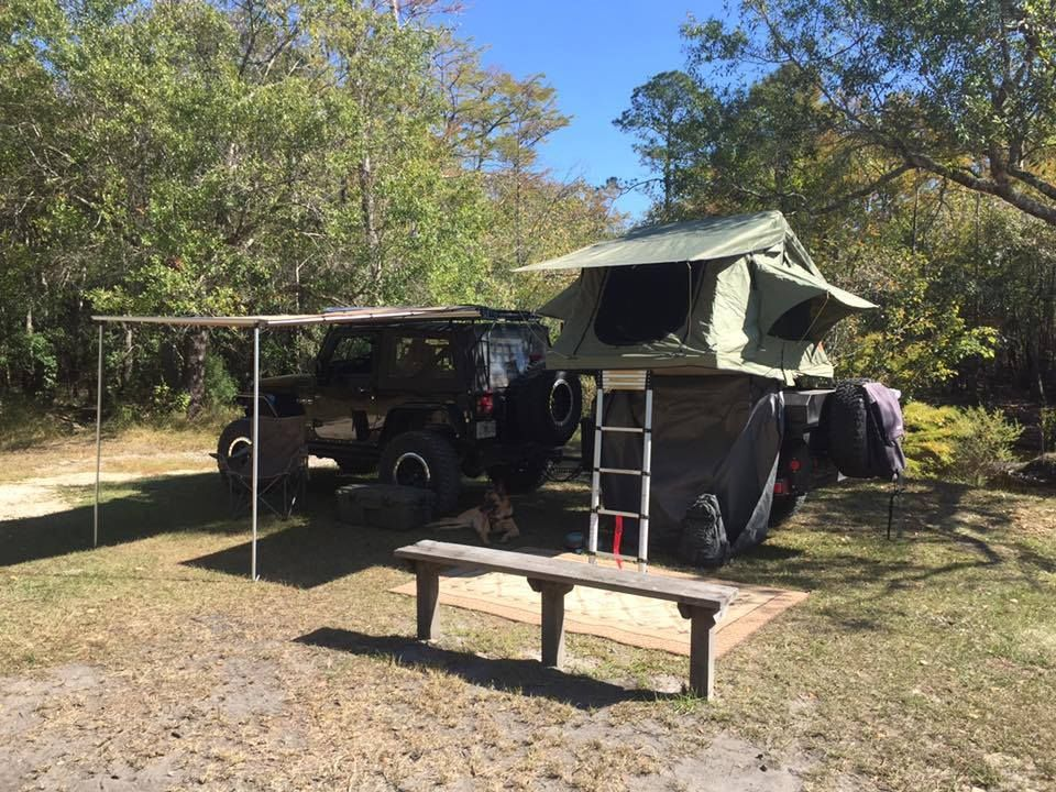 Camping florida swinger