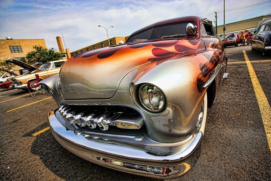 '51 Mercury Custom