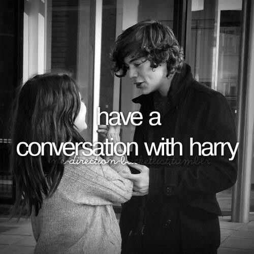 Have a conversation with Harry! ✅✅Done! IT WAS A DREAM COME TRUE! Won meet and greets through my radio station!  #OTRASeattle July 15, 2015