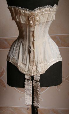 edwardian sshaped corset  inspiration  edwardian