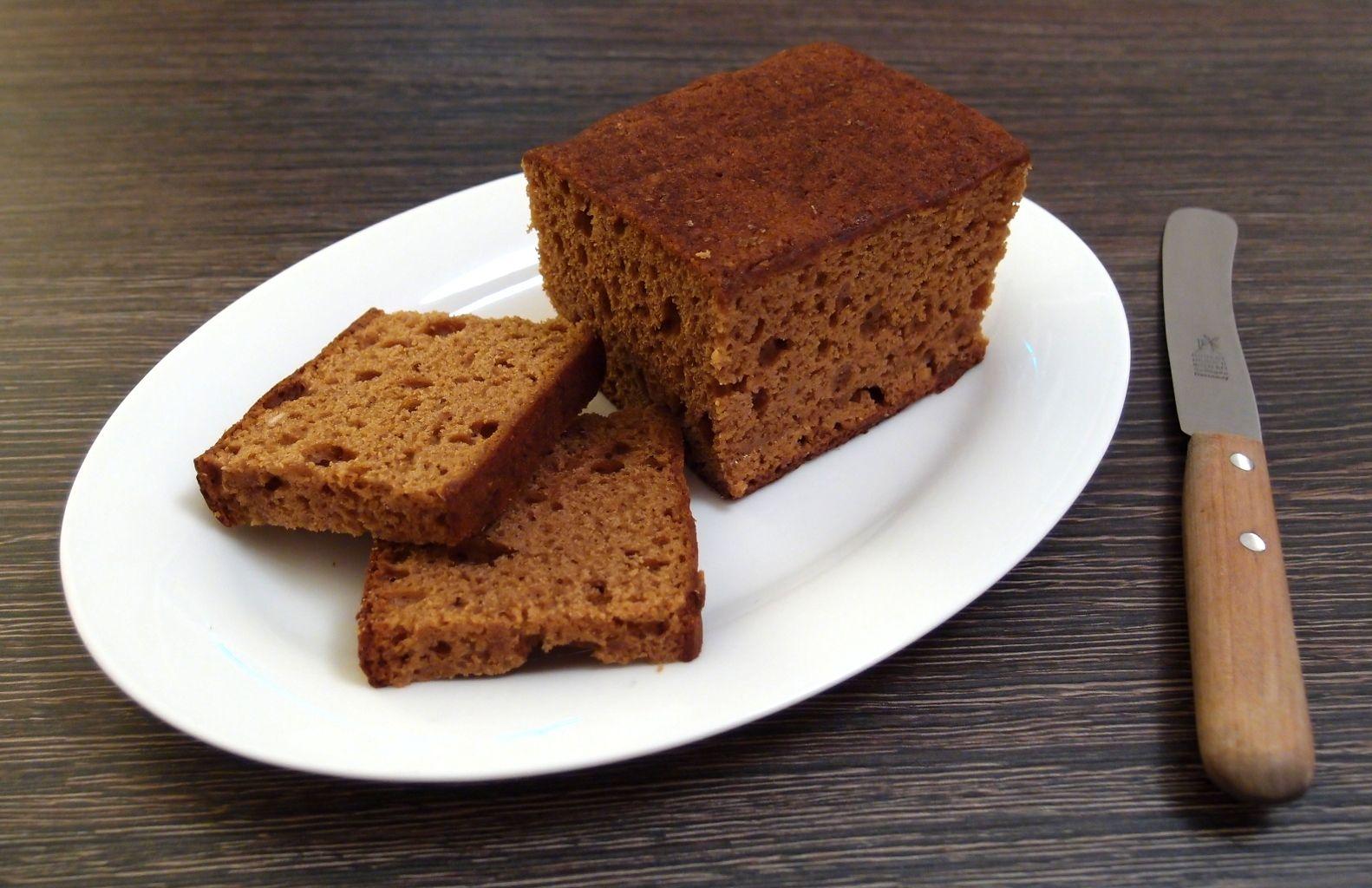 gingerbread cakeo Bizcocho de Jengibre es un bizcocho americano ...