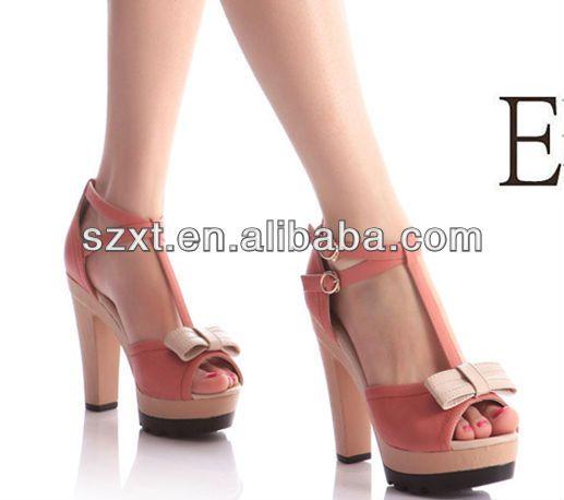 Forman la venta caliente sandalia zapatos de la mujer del verano 2014 zapatos de verano, Vista zapatos verano 2014, XT Detalles del producto de Shenzhen Xiangtai Shoes Co., Ltd. en Alibaba.com
