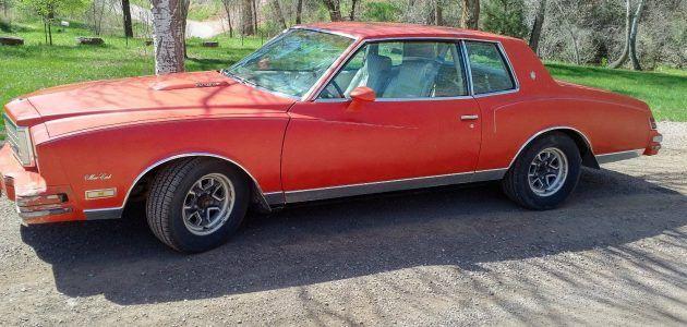 Rare Turbo Model 1980 Chevy Monte Carlo Chevy Monte Carlo Chevy Monte Carlo