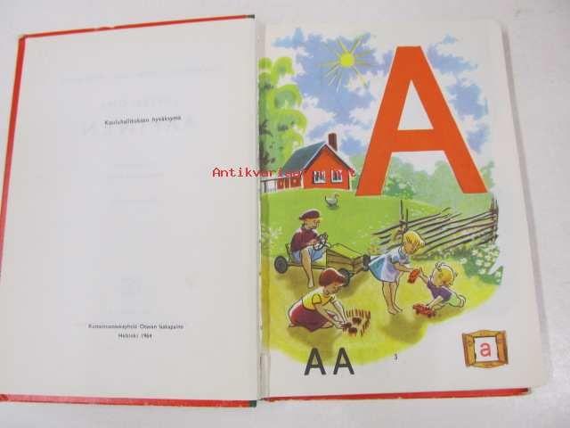 Lasten oma Aapinen, Somerkivi Urho, Tynell Hellin, Airola Inkeri, Otava, 1964 (#218654) - Antikvariaatti.net