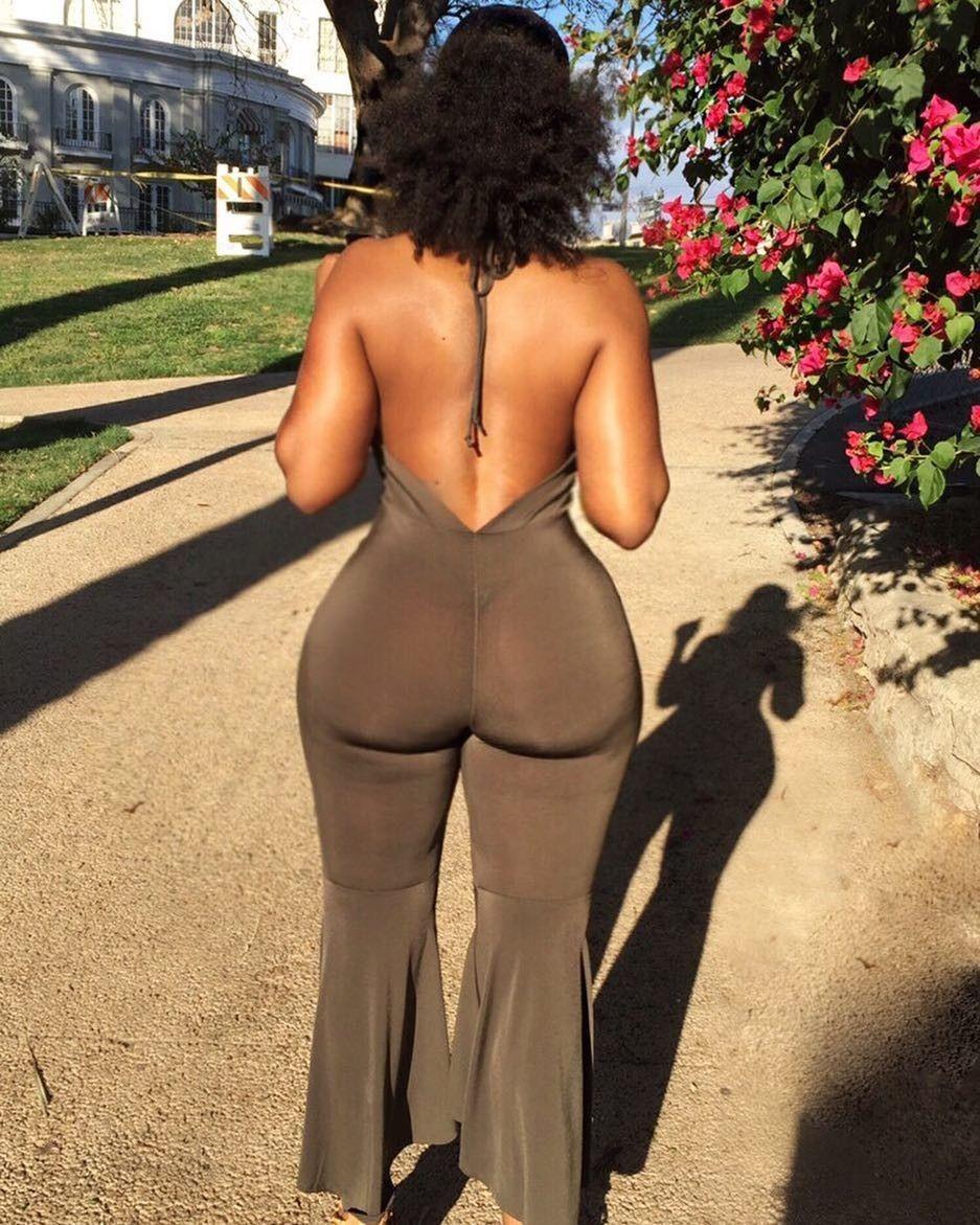 black booty Nice