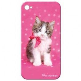 iPhone hoesje, kitten.