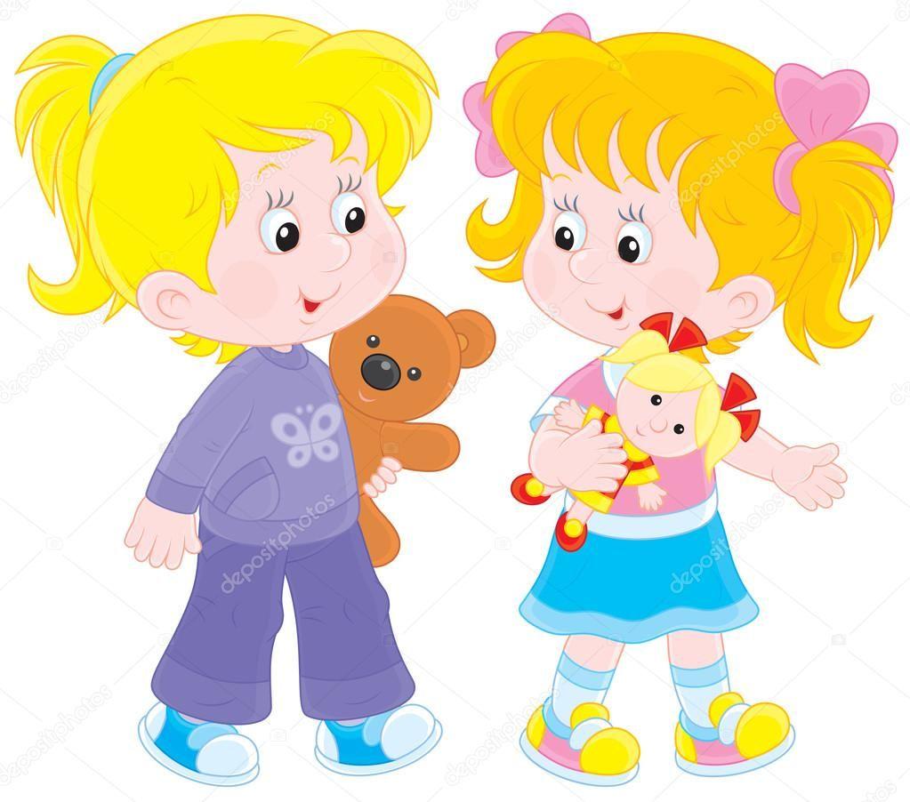 Resultado De Imagen Para Ninas Jugando Animal Theme Kindergarden Girls Play