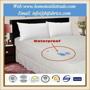 Polyester microfiber best waterproof mattress protector in Ohio