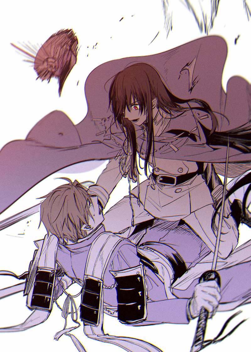 Aki (Pixiv560597), Touken Ranbu / Fate/Grand Order Hình