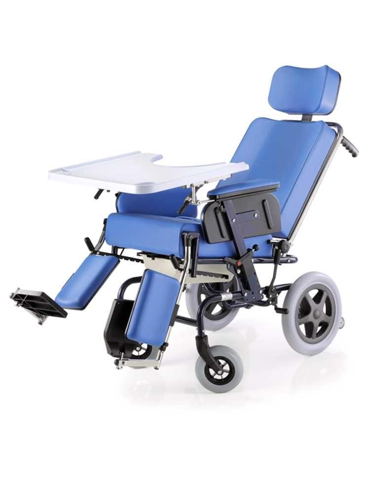 mejor silla de ruedas geriatrica para paseo