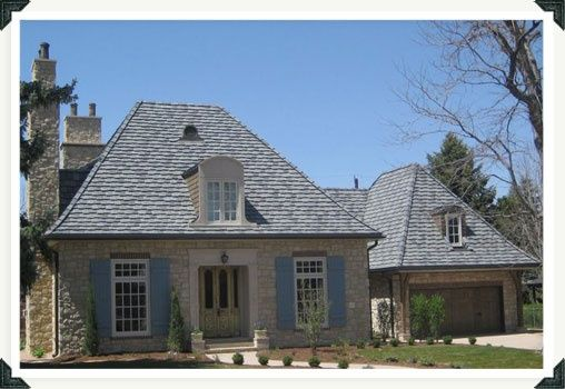 jack arnold exterior house colors | La Maison by Jack Arnold