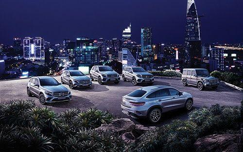 Giá Xe Mercedes C300 - 0945 777 077: Mercedes-Benz đưa hai dòng xe hoàn toàn mới về Việt Nam