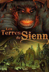 Les Terres De Sienn Tome 2 Le Souffle D Absynthe Amazon Fr Jean Luc Istin Nicolas Pona Livres Livre Terre