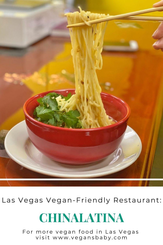 Las Vegas Vegan Friendly Restaurant Chinalatina In 2020 Vegan Friendly Restaurants Vegan Travel Vegan Friendly