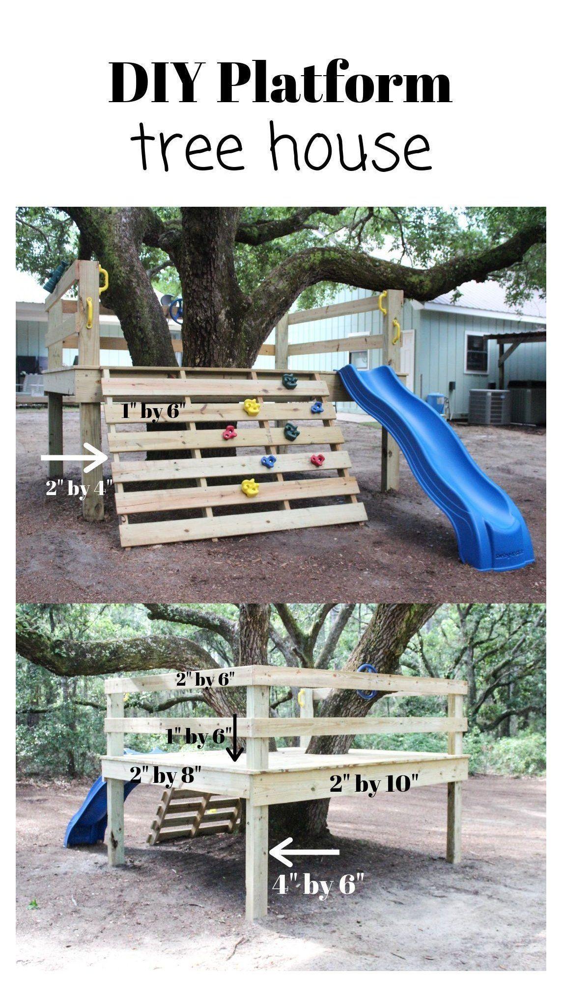 diy outdoor kids