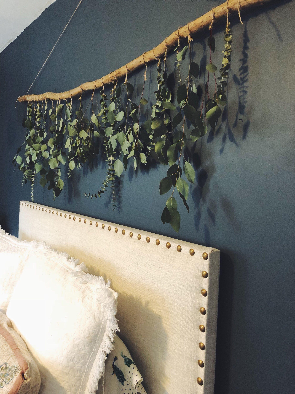 Eucalyptus Wall Hanging | Boho | Fresh Real Eucalyptus