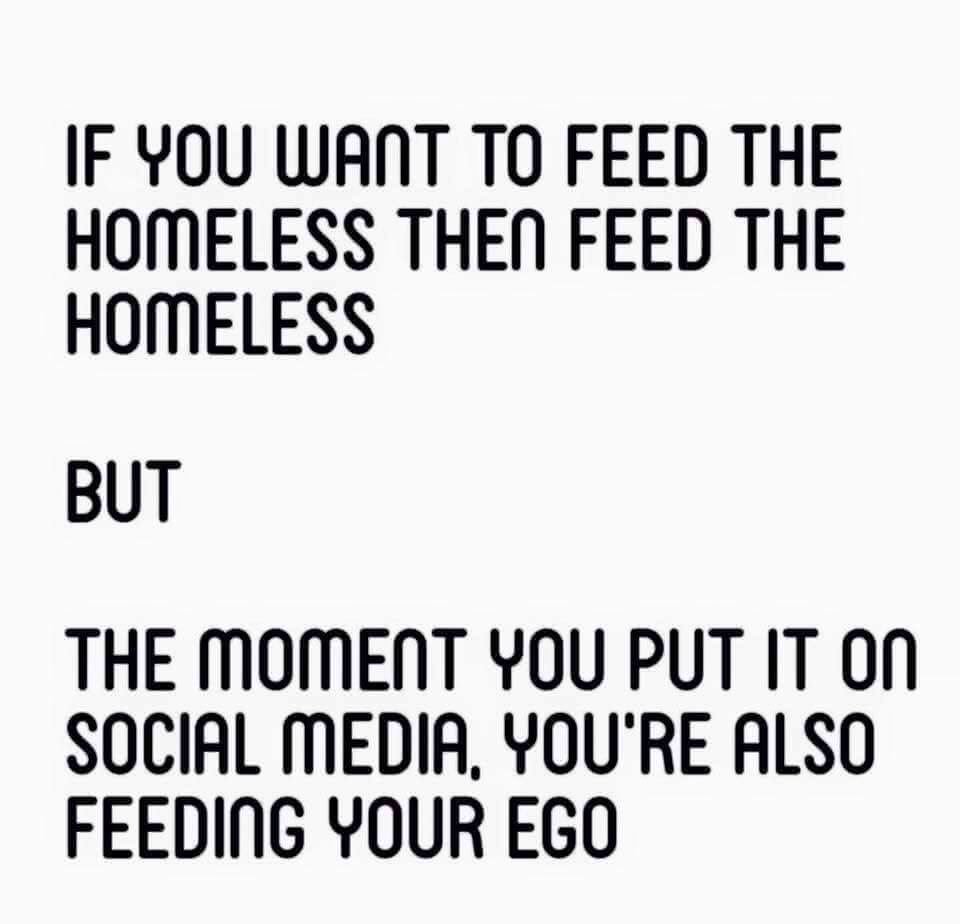 Feeding The Homeless Quotes Yes.a Thousand Times Yes  Signs And Sayings  Pinterest