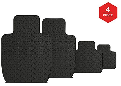 Car Floor Mats By Mauto European Style Heavy Duty Rubber Car Mats All Weather Auto Floor Mats For Dirt And Liquid