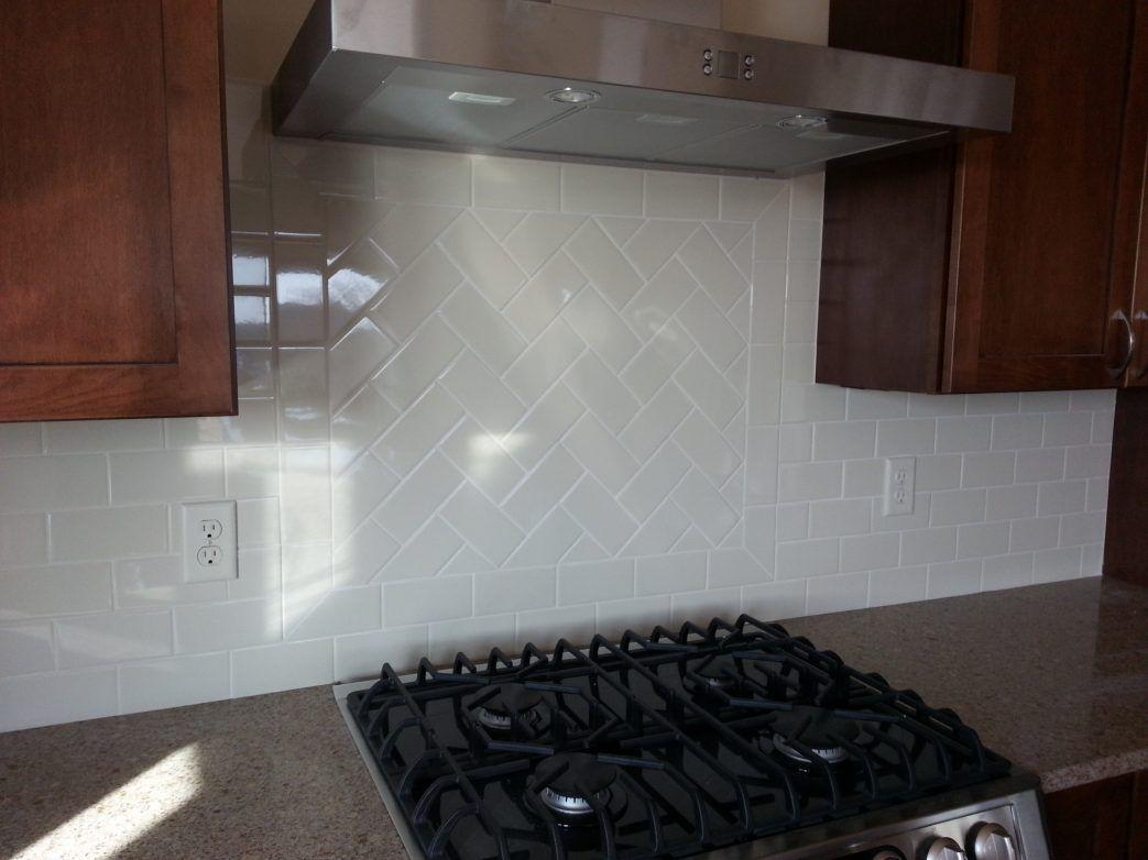 - Herringbone Backsplash Beautiful Tile Home Depot Beige