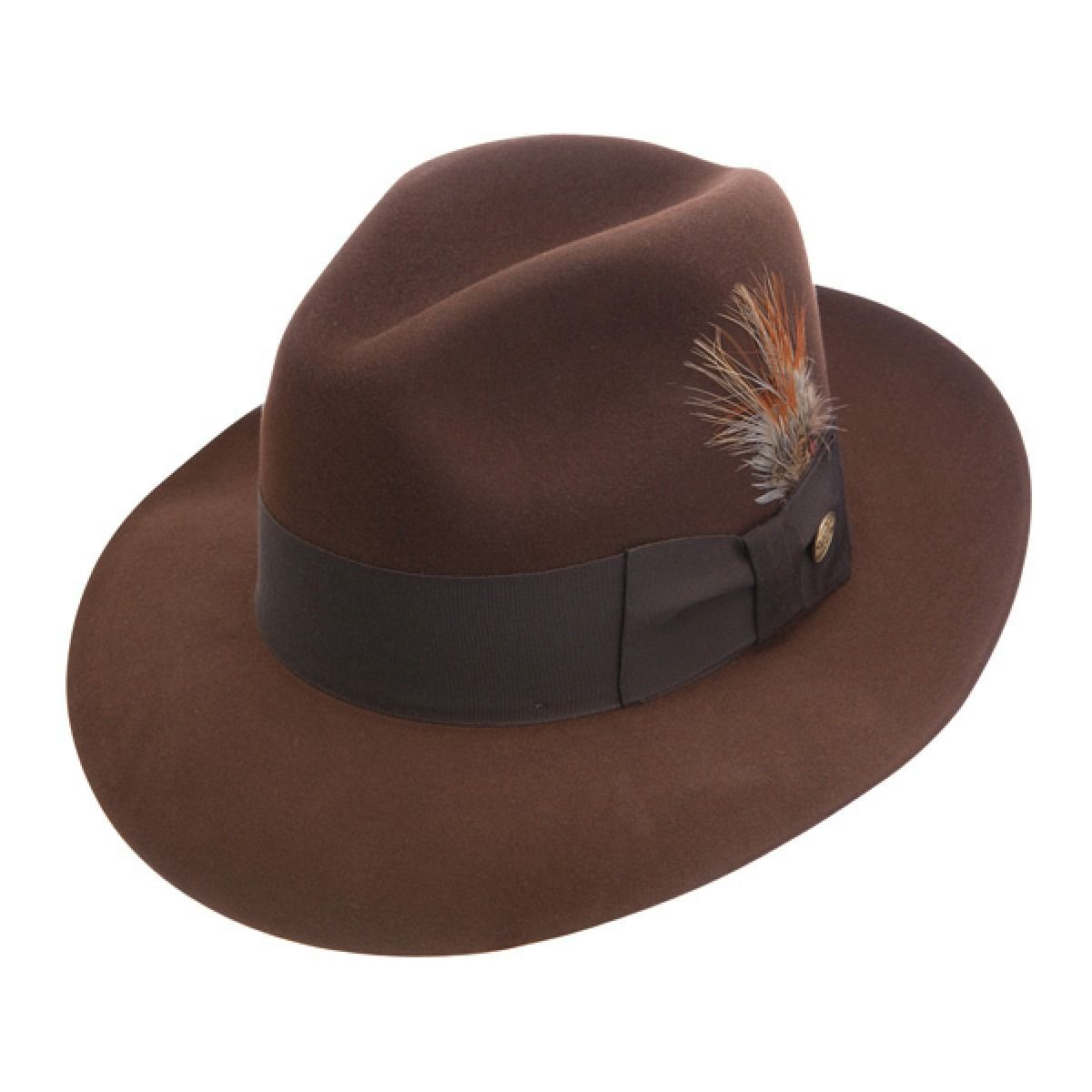 99383e00f Stetson Pinnacle - Fur Fedora Hat in 2019 | Clothing - Hats | Hats ...