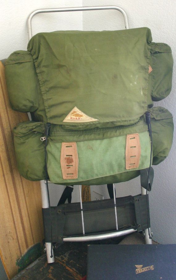 Vintage 1960\'s to 70\'s KELTY Backpack With External Frame Very ...