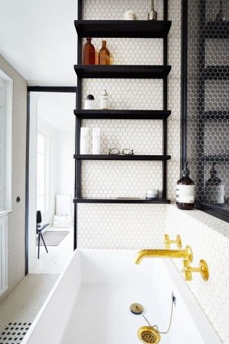 Fashion Interiors Lifestyle Design Tiny Bathrooms Small Bathroom Bathroom Interior