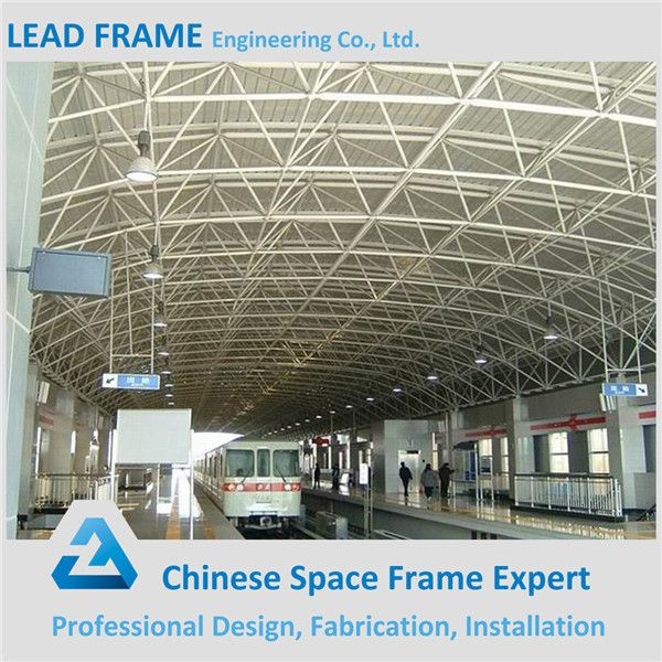 China Prefabricated Long Span Space Frame Strucuture